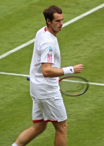 Andy Murray - 2012