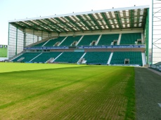South Stand from Dug Out