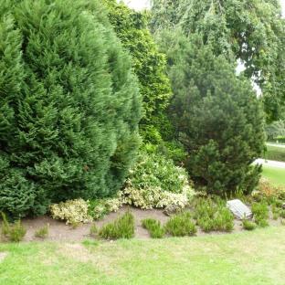 Falklands Memorial Gardens