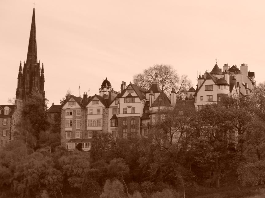 Edinburgh in motion