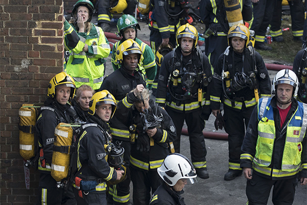 It wasn't the firefighters, it was the cladding – Grenfell