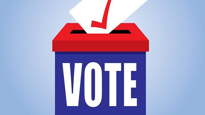 Vote, vote andvote